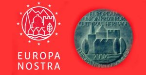 EU Prize for Cultural Heritage / Europa Nostra Awards 2018: