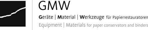 GMW - Supplies and Equipment for Paper Conservators