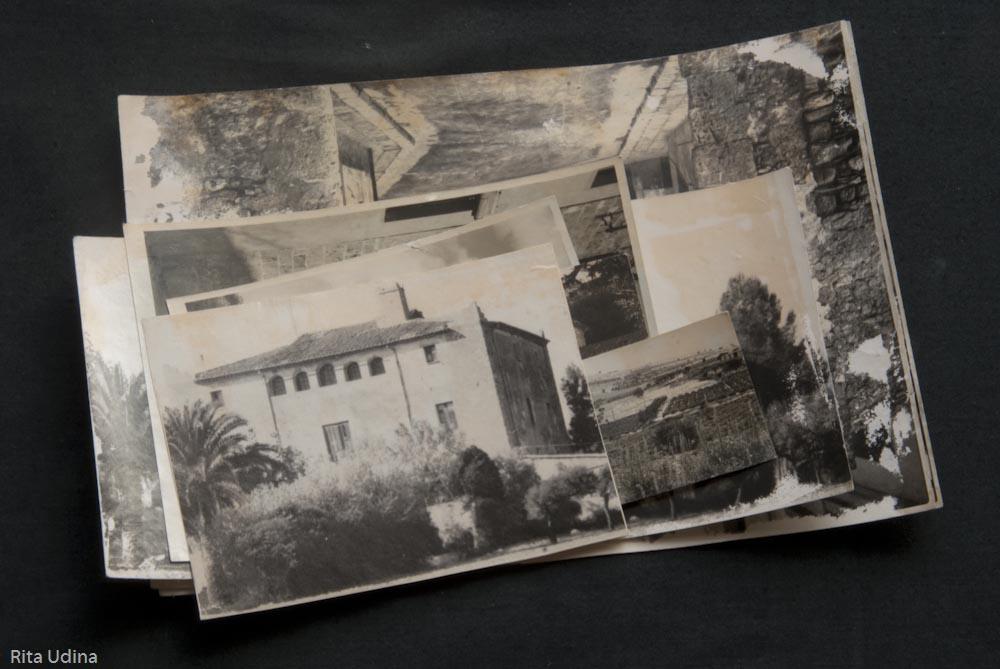 Fotografies desenganxades. Arxiu Municipal Districte Gràcia, fons Buch