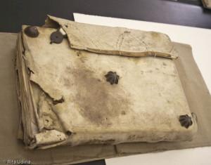 Medieval Alcobaça manuscript