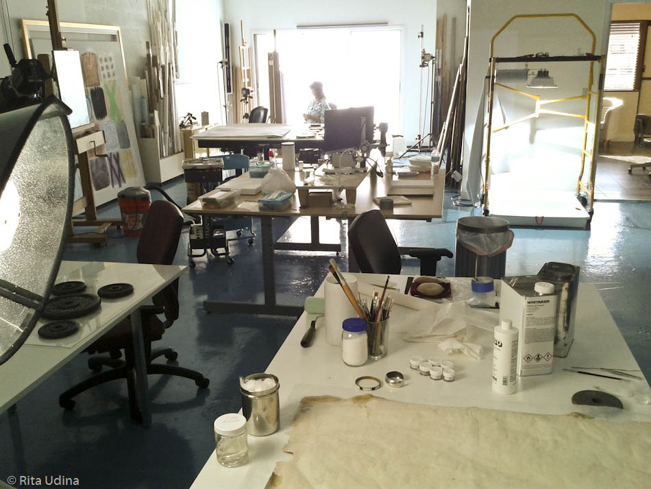 South Florida Art Conservation workshop (SFLAC)