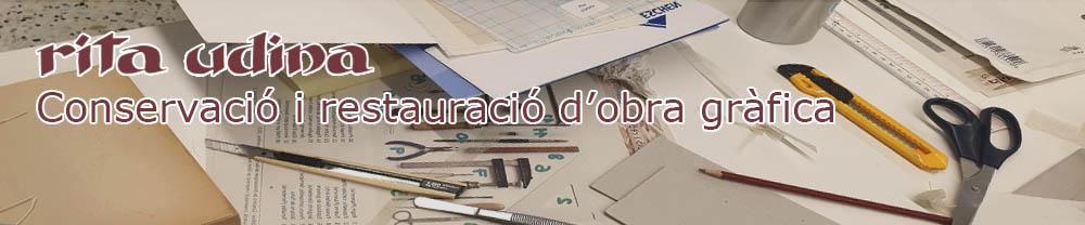 Curs: Conservació, reparació i restauració de llibres